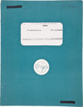 Transportation:Space Exploration, Grumman 1966 Apollo LM Navigation, Guidance and Control System Requirements Manual, Originally Classified....