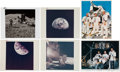 Transportation:Space Exploration, Apollo 12-15: Collection of Original NASA Photos....