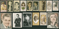 Non-Sport Cards:Lots, 1910's-1930's Non Sports U.S. & U.K. Card Collection (200+) -Mostly Movie Stars! ...