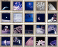 Transportation:Space Exploration, Gemini 4 through Apollo 15: Collection of NASA Slides. ... (Total:375 Items)