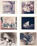 Transportation:Space Exploration, Gemini Era: Collection of Original NASA Photos. ... (Total: 70Items)