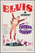 "Movie Posters:Elvis Presley, Frankie and Johnny (United Artists, 1966). One Sheet (27"" X 41""). Elvis Presley.. ..."