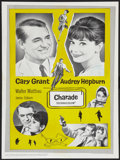"""Movie Posters:Mystery, Charade (Universal, 1963). Canadian Special Poster (18' X 24.25"""").Mystery.. ..."""