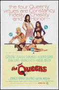 "Movie Posters:Sexploitation, The Queens (Columbia, 1966). One Sheet (27"" X 41""). Sexploitation....."