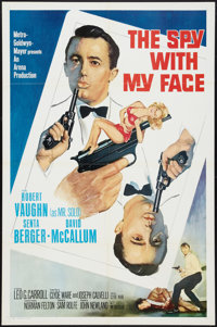 """The Spy with My Face (MGM, 1965). International One Sheet (27"""" X 41""""). Action"""