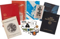 Transportation:Space Exploration, NASA Collection: Internal Publications, Jewelry, and Related Books. ...