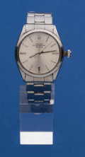 Timepieces:Wristwatch, Rolex Oyster Perpetual Air King Wristwatch For Restoration OrParts. ...