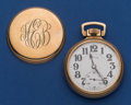 Timepieces:Pocket (post 1900), Illinois 23 Jewel 16 Size Bunn Special Pocket Watch. ...