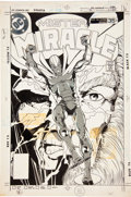Original Comic Art:Covers, Marshall Rogers Mister Miracle #24 Cover Original Art (DC,1978)....