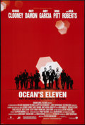 """Movie Posters:Crime, Ocean's 11 (Warner Brothers, 2001). One Sheets (2) (27"""" X 40"""") DSAdvance and Regular Style. Crime.. ... (Total: 2 Items)"""