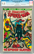 Bronze Age (1970-1979):Superhero, The Amazing Spider-Man #105 Twin Cities pedigree (Marvel, 1972) CGC NM/MT 9.8 White pages....