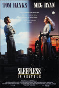 "Movie Posters:Romance, Sleepless in Seattle (Columbia/Tristar, 1993). One Sheet (27"" X 40"") DS. Romance.. ..."