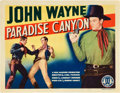 "Movie Posters:Western, Paradise Canyon (Monogram, 1935). Title Lobby Card (11"" X 14"")....."