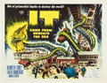 """Movie Posters:Science Fiction, It Came from Beneath the Sea (Columbia, 1955). Half Sheet (22"""" X28"""").. ..."""