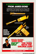 """Movie Posters:James Bond, The Man with the Golden Gun (United Artists, 1974). Advance OneSheet (27"""" X 41"""").. ..."""