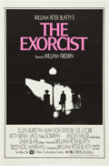 "Movie Posters:Horror, The Exorcist (Warner Brothers, 1974). Studio Release One Sheet (27"" X 41"").. ..."