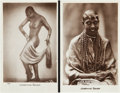 """Movie Posters, Josephine Baker (France, 1930s). French Postcard Photos (2) (3.5"""" X 5.5"""").. ... (Total: 2 Items)"""