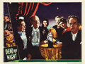 """Movie Posters:Horror, Dead of Night (Universal, 1946). Lobby Card (11"""" X 14"""").. ..."""