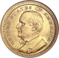 Commemorative Gold, 1903 G$1 Louisiana Purchase/McKinley MS68 NGC....