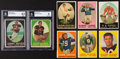 Football Cards:Sets, 1958 Topps Football Near Set (129/132) With EX-MT+ Brown Rookie. ...