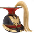 Military & Patriotic:WWI, Exceptional Polish Lancer Czapka, Circa 1880....