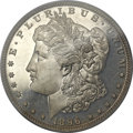 Proof Morgan Dollars, 1896 $1 PR65 Deep Cameo PCGS....