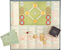 Baseball Collectibles:Others, 1911 Steele's Inside Base Ball Game....