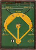 "Baseball Collectibles:Others, 1921 ""All Fair"" Baseball Board Game...."