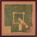 Baseball Collectibles:Others, 1887 Our National Ball Game....