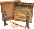 Baseball Collectibles:Others, 1887 The Sporting Life Official Game of Baseball....