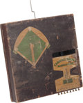 Baseball Collectibles:Others, 1915 Carroll Brown Baseball Game....