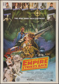 """Movie Posters:Science Fiction, The Empire Strikes Back (20th Century Fox, 1980). Indian Poster(27"""" X 40"""") Style A. Science Fiction.. ..."""