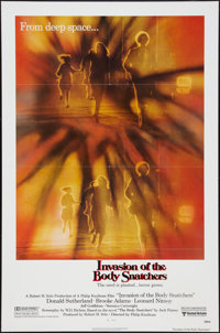 "Invasion of the Body Snatchers (United Artists, 1978). One Sheet (27"" X 41""). Science Fiction"