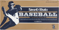 Baseball Collectibles:Others, Vintage Cuban Baseball Board Game and 1995 Strat-O-Matic Game....