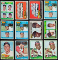 Baseball Cards:Lots, 1965 Topps Baseball Collection (450) With Stars and over 125 HighNumbers. ...