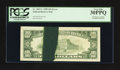 Error Notes:Ink Smears, Fr. 2027-C $10 1985 Federal Reserve Note. PCGS Very Fine 30PPQ.....
