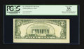Error Notes:Error Group Lots, Fr. 1974-H $5 1977 Federal Reserve Note. PCGS Apparent Very Fine35;. Fr. 1977-E $5 1981A Federal Reserve Note. PCGS Very Fine...(Total: 2 notes)