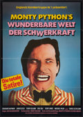 """Movie Posters:Comedy, And Now for Something Completely Different (Filmwelt, 1983). German A1 (23"""" X 33""""). Comedy.. ..."""