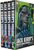 Modern Age (1980-Present):Superhero, Jack Kirby's Fourth World Omnibus #1-4 Group (DC, 2007-08)Condition: Average NM.... (Total: 4 Items)