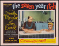 """Movie Posters:Comedy, The Seven Year Itch (20th Century Fox, 1955). Lobby Card (11"""" X 14""""). Comedy.. ..."""