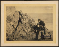"""The Adventurer (Select Pictures, R-1920s). Lobby Card (11"""" X 14""""). Comedy"""