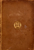 Books:First Editions, W. Brockedon. Finden's Illustrations of the Life and Works ofLord Byron. Vol. 1. London: John Murray, 1833. Fir...