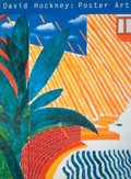 Books:Signed Editions, David Hockney. SIGNED. Poster Art. San Francisco: Chronicle Books, [1995]. First American edition, first printing. ...