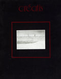 Books:First Editions, Créatis. Paris: Créatis, 1976-1979. First edition. Folio.Publisher's binding. Issues 1-10 bound as a single volume. Ver...