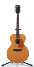 Musical Instruments:Acoustic Guitars, 1957 National 6853 Natural Acoustic Guitar #X79050...