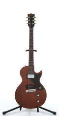 Musical Instruments:Electric Guitars, Vintage Gibson Les Paul Modified Walnut Electric Guitar #N/A....