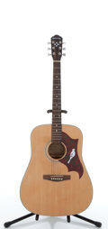 Musical Instruments:Acoustic Guitars, Odessa SD-12D Dove Natural Acoustic Guitar #N/A...