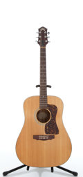 Musical Instruments:Acoustic Guitars, Guild MD-25 Natural Acoustic Guitar #D251931...