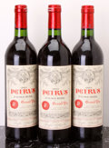 Red Bordeaux, Chateau Petrus 1983 . Pomerol. Bottle (3). ... (Total: 3Btls. )