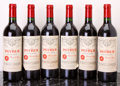 Red Bordeaux, Chateau Petrus 1988 . Pomerol. 5lbsl. Bottle (6). ...(Total: 6 Btls. )